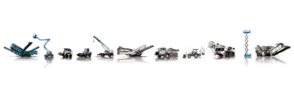 Used Machines - Equipment